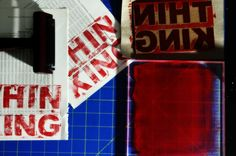 Collagraph printing at home from whynoteight.wordpress.com
