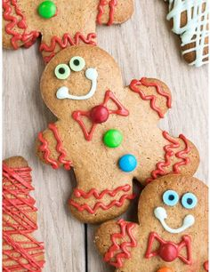 Easy Cake Mix Gingerbread Cookies