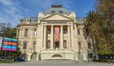 Santiago Museum of Contemporary Art The Santiago Museum of Contemporary Art (Spanish: Museo de Arte Contemporáneo de Santiago or MAC) is located in Santiago, Chile. It is one of the city's major... #Attraction #Museum  #Backpackers #Hostelman #Travel #Landmark