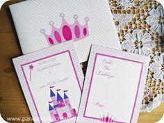 inviti compleanno principessa 2