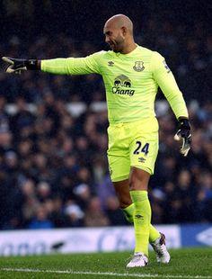 Tim Howard has been an Everton mainstay