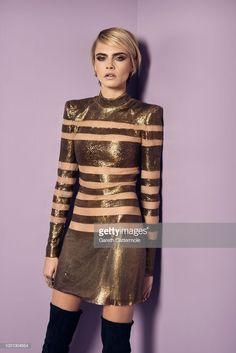 Cara Delevingne Photoshoot, British Fashion Awards, British Style, Supermodels, Fashion Beauty, Singer, Actresses, Formal Dresses, Face