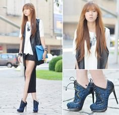 Those shoes are to die for