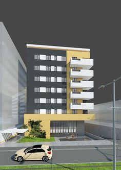 Acasa, blocuri noi, Alba Iulia Multi Story Building