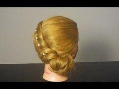 Really cool dutch fishtail braid