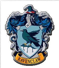 Buy 1 and Get 1 Free Coupon BOGO18! Ravenclaw Harry Potter Hogwarts Cross Stitch Pattern Counted Cro