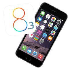 Apple Lanza Públicamente iOS 8.3 Beta 3 Ios 8, Gadgets, Apple, Phone, Operating System, Apple Fruit, Telephone, Gadget, Mobile Phones