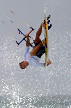 Robby Naish, wind surfing