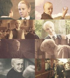 Draco never had any good influences. His family and the people he was surrounded by were cruel and evil people. I think that was partly the reason he struggled so much. He needed someone good to guide him but no one ever did. We all need a little push in the right direction sometimes.