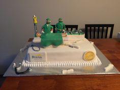 Orthopedic cake