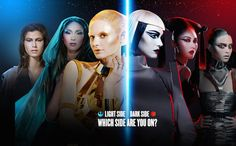 More New Looks Are Revealed In The COVERGIRL 'Star Wars' Collection