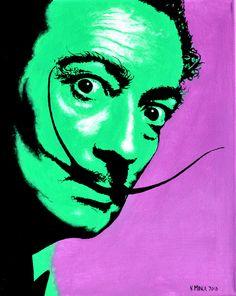 Salvador Dali' Original