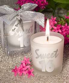 sweet sixteen party candles