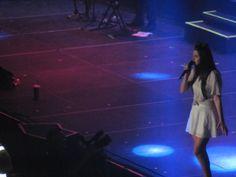 Lana del Rey en el indie fun fest 12/11/13 Santiago, Chile
