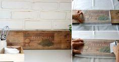 Si te gusta hacer tus propios objetos decorativos, esta técnica te permitirá hacer que se vean aún más bellos. La próxima vez que decidas reutilizar un palet o algún trozo de madera que tengas...