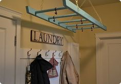 Tree House Ladder Use Idea