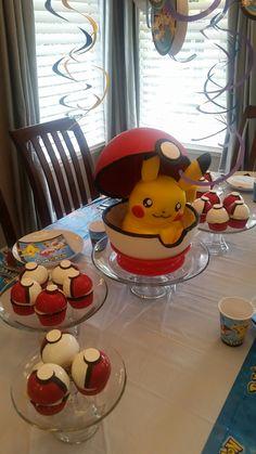Pikachu cake Pikachu Cake, Baking, Bakken, Backen, Sweets, Pastries, Roast
