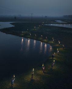 100 jaar Groote Oorlog: 'Lichtfront' - vrijdag 17 oktober rechtstreeks op Canvas Archaeology, River, Landscape, Architecture, City, Canvas, Outdoor, Arquitetura, Tela