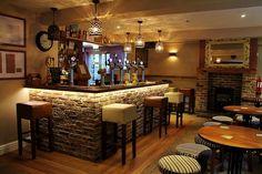 Pub Refurbishment - Modern, warm and inviting design -  CGGW - Engineering Consultants, Surveyors & Architectural Design   The Black Swan