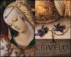 Carlo Crivelli (Italian, 1435-1495) ~ Renaissance painter ~ Detail collage- ~ The Virgin and Child, Italy, Ascoli Piceno, about 1480