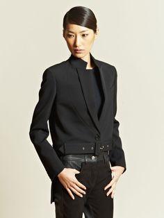 Givenchy Tuxedo Tail Jacket