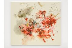 Exhibition of new paintings by Christine Ay Tjoe opens at White Cube
