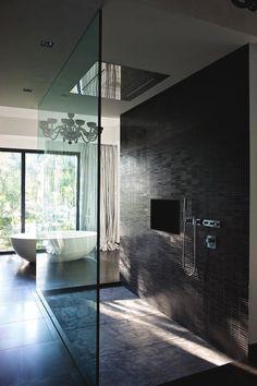 Minimalistic Bathroom Design by Eric Kuster