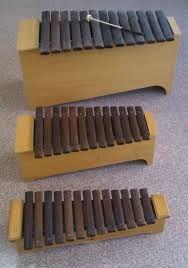 Resultado de imagen de xilofono