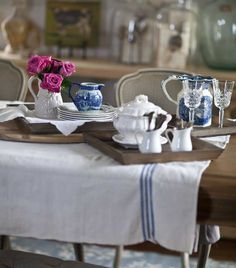 3-trays #frenchdecor