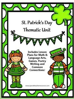 St. Patrick's Day Essay