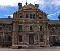Vaughan Street Jail Normally closed to the public, the 134-year-old former gaol is the oldest provincially owned building still standing within city limits. It is connected to many significant local and national historical figures.