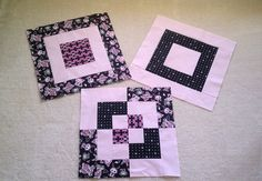 Bento Block Quilt Tutorial | Bento block and components | Flickr - Photo Sharing!