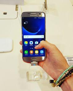 Tekno Vanessa : Samsung yeni amiral gemisi S7 ve S7 Edge