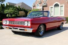 Plymouth : Road Runner Convertible Gorgeous Fully Restored Southern Car! Mopar 440ci V8 w/ Six Pack! 727 Automatic