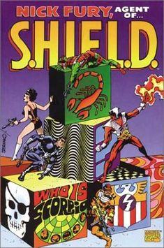 Comic Book Villain Wish List: Agents of SHIELD – Zodiac Cartel