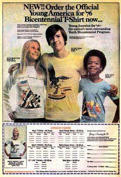 Todd Bridges in a T shirt ad