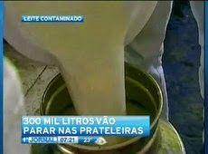 Galdino Saquarema Noticia: 300 mil litros de leite adulterado nos supermercad...