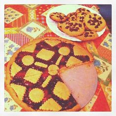 Torta+di+Marmellata+/+Crostata