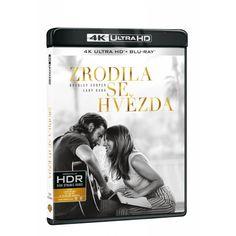 Blu-ray Zrodila se hvězda, UHD + BD, CZ dabing | Elpéčko - Predaj vinylových LP platní, hudobných CD a Blu-ray filmov Blues