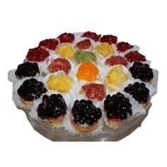 Mini tarte cu fructe de casa