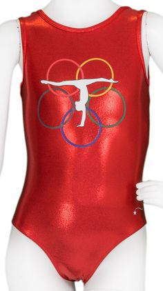At the Olympics all the gymnasts who are competing should wear this