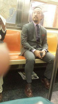 Subway Chic...NYC
