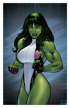 'She Hulk'