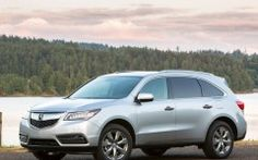 Acura MDX 2014 Forest Mist Metallic