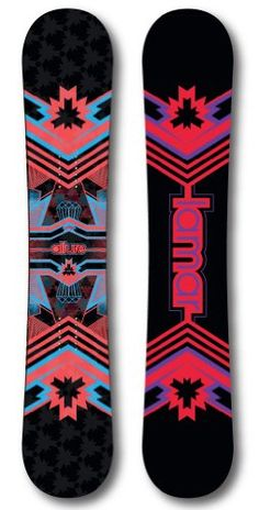 Snowboards - Pin it :-) Follow us, CLICK IMAGE TWICE for Pricing and Info . SEE A LARGER SELECTION of snowboards at http://bestskistuff.com/product-category/snowboards/ - snowboard, snow sports, gift idea , skii, skiing  -  2013 Lamar Allure Women's Snowboard