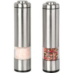 Kalorik Salt & Pepper Grinder Set