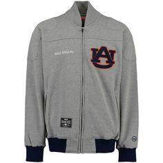 Auburn Tigers Edge Fleece Jacket - Gray
