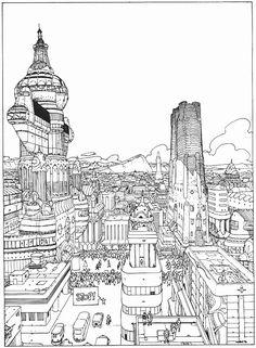 Cap'n's Comics: Au revoir, Jean Giraud (Til we meet again, Moebius)