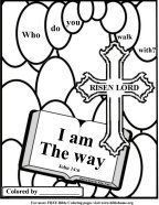 Bible Christian Coloring Pages For Sunday School Free Vbs Crafts Activities And