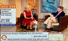 Feature Placement supporting the promotion of 20 years of QVC: QVCool? How the shopping channel became the number one global retail outlet